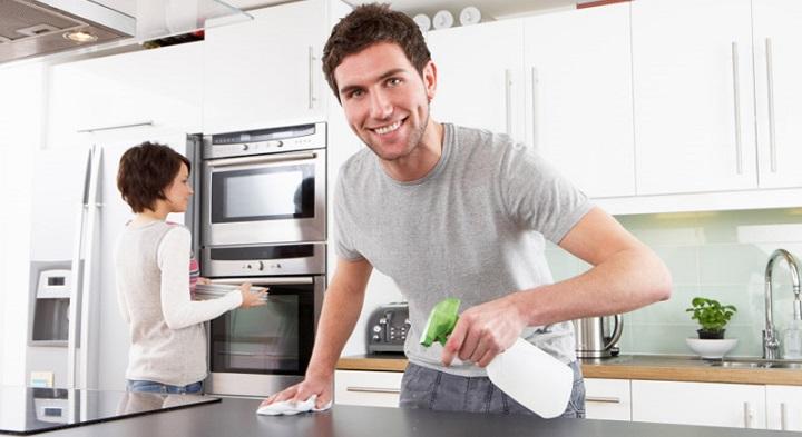 Cómo organizar adecuadamente la limpieza general